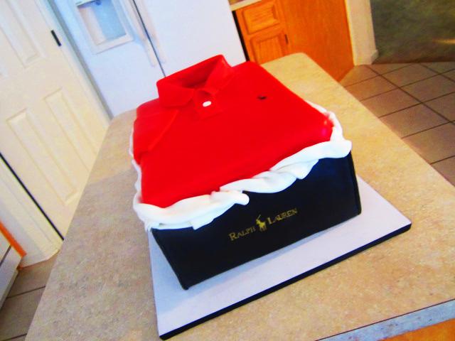 Cake Polo Shirt Design : Can You Help Me With A Polo T-Shirt Cake? - CakeCentral.com